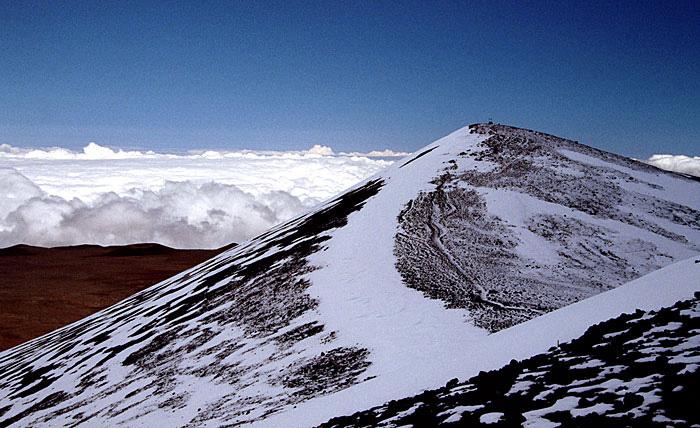 Самая высокая гора в мире и это не Эверест.
