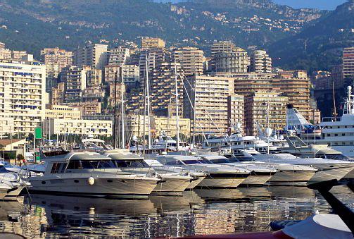 Княжество Монако. Самая высокая плотность населения в мире